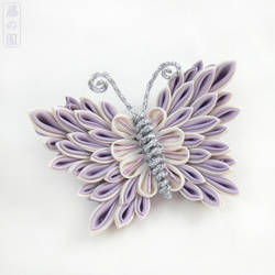 Lavender Butterfly by Arleen