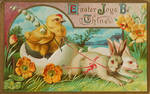 Easter Wagon by Yesterdays-Paper