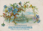 Victorian Advertising - Something Blue by Yesterdays-Paper
