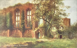 Vintage UK - Banqueting Hall, Kenilworth by Yesterdays-Paper