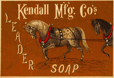 Victorian Advertising - Follow The Leader by Yesterdays-Paper