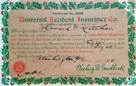 New Year's Insurance by Yesterdays-Paper