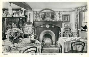 Vintage UK - Cosy Tea Rooms, Kenilworth by Yesterdays-Paper