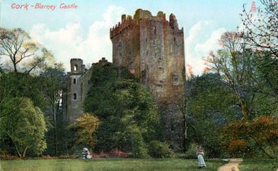 Blarney Castle, County Cork by Yesterdays-Paper