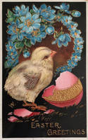 Bright and Bonny Easter Greetings by Yesterdays-Paper