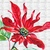Poinsettia Icon 2 by Yesterdays-Paper