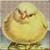 Yellow Chick Icon ( Smol Birb )