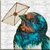 Bird With Envelope Icon - Left by Yesterdays-Paper