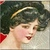 Vintage Lady Icon 1 by Yesterdays-Paper