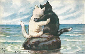 Love Tails by Yesterdays-Paper