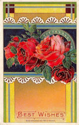 Best Wishes and Rosy Reds by Yesterdays-Paper
