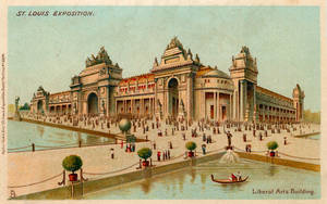 The Palace of Liberal Arts - 1904 World's Fair by Yesterdays-Paper