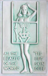 Beauty 'Tis But Skin Deep by Yesterdays-Paper