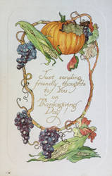 Friendly Thoughts For Thanksgiving by Yesterdays-Paper