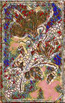 Paper Portals - Impressions de Jardin - Cyclamen by Yesterdays-Paper