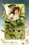 Vintage Christmas - Heavenly Holiday Treats by Yesterdays-Paper