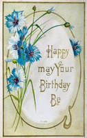 Happy May Your Birthday Be by Yesterdays-Paper