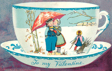 To My Tea-Riffic Valentine by Yesterdays-Paper