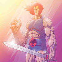 Lion-O by JoseRealArt