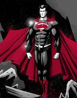 Superman by JoseRealArt