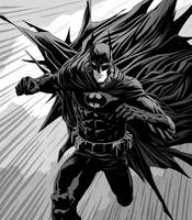 Batman by JoseRealArt
