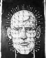 Hellraiser by JoseRealArt