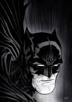 Batman by JoseRealArt