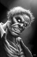 Solomon Grundy by JoseRealArt