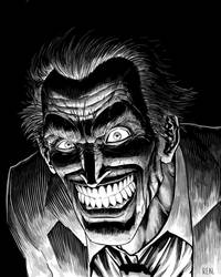 Joker by JoseRealArt
