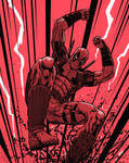 Deadpool by JoseRealArt