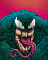 We are Venom by JoseRealArt