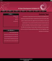Al Enjaz Web Template by fadey-arts