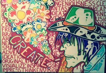 Create Art by Stijn B. by StijnBes