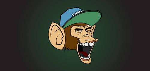 Tyler Monkey Character by Stijn B. by StijnBes