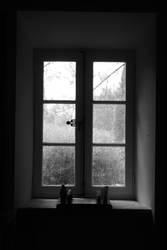 Rainy days by UmYesPlease