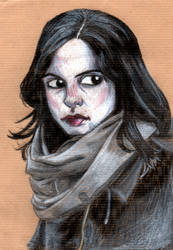 Jessica Jones by sophiemartineau