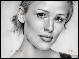 Jennifer Garner by LucaTedde