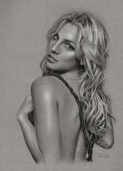 Britney Spears by LucaTedde