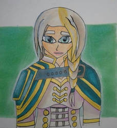 Jaina - Daughter of the sea by anid11