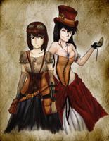Steampunk by TukaTheWolf