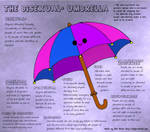 The bisexual umbrella by Drynwhyl