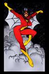 Spiderwoman by Arthur Adams by DrDoom1081