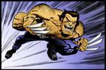 Logan by Bruce Timm by DrDoom1081