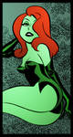 Bed of Ivy by Bruce Timm by DrDoom1081