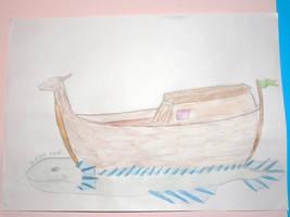 100. TC 94: Paatti/Boat by Revontulimyrsky