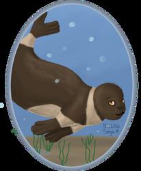 Kajo (fanart) by Revontulimyrsky