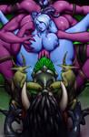 Yrel - Fel Corruption by inknox