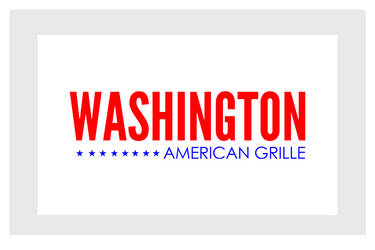 Logo Design - Washington American Grille by chorvath8