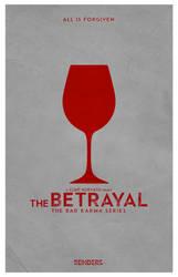 Minimalist Movie Poster - Betrayal by chorvath8
