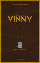 Minimalist Movie Poster - Vinny by chorvath8